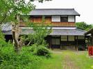 鷲山邸(旧農家住宅) 外観・玄関