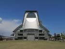 静岡県コンベンションアーツセンター(グランシップ) 全景