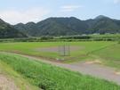 肥田簡易グラウンド  全景