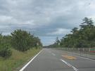 県道 佐倉御前崎線(御前崎サンロード) 西側から