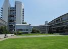 静岡文化芸術大学 出会いの広場より北棟・南棟