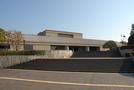 静岡県立美術館 本館外観