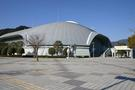 静岡県立水泳場 外観