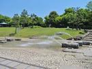 清見潟公園 噴水広場