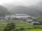 上原仏教美術館 遠望